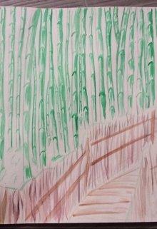 """Книга. """"Волшебный бамбуковый лес"""" читать онлайн"""