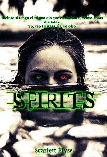 """Libro. """"Spirits"""" Leer online"""