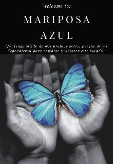 "Libro. ""Mariposa Azul"" Leer online"