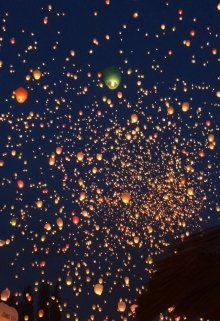 """Libro. """"volando bajo un cielo de luciérnagas """" Leer online"""