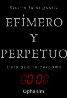 """Libro. """"Efímero y perpetuo."""" Leer online"""