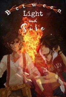 """Libro. """"Between Light and Fire (leo Valdez) -Ascendents #1-"""" Leer online"""