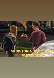 """Libro. """"Mi Historia Comienza A Partir De Ti"""" Leer online"""