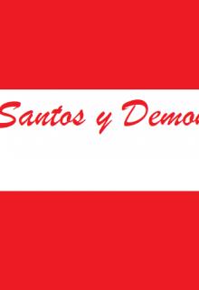 """Libro. """"Santos y Demonios"""" Leer online"""
