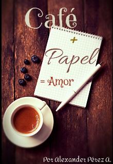 "Libro. ""Café+papel=amor"" Leer online"