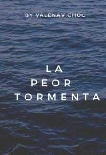 """Libro. """"La Peor Tormenta """" Leer online"""