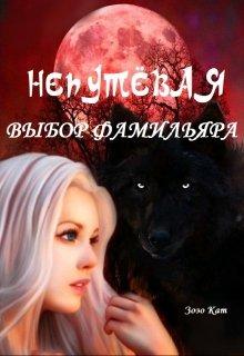 """Книга. """"Непутёвая - 1: Выбор Фамильяра"""" читать онлайн"""