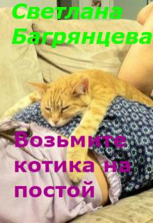 "Книга. ""Возьмите котика на постой"" читать онлайн"