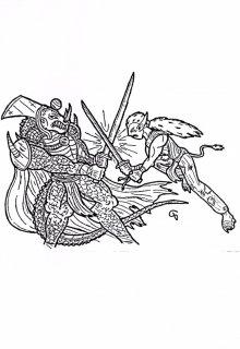 "Book. ""Fighting Spirit (episode 4: The Duel)"" read online"