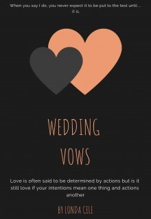 "Book. ""Wedding Vows"" read online"