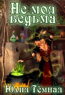 """Книга. """"Не моя ведьма"""" читать онлайн"""
