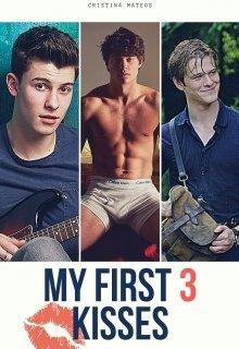 "Libro. ""My first 3 kisses"" Leer online"