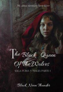 "Libro. ""The Black Queen of the Wolves(is It Love Sebastián parte I)"" Leer online"
