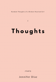 """Book. """"Thoughts"""" read online"""
