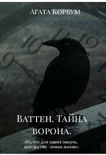 "Книга. ""Ваттен. Тайна ворона. "" читать онлайн"