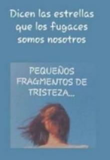 """Libro. """"pequeños Fragmentos De Tristeza."""" Leer online"""