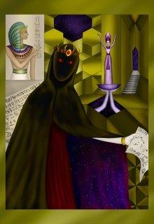 """Книга. """"Жрица в чёрной маске"""" читать онлайн"""