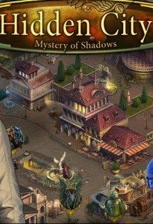 """Книга. """"Город Теней: поиск неизвестных"""" читать онлайн"""