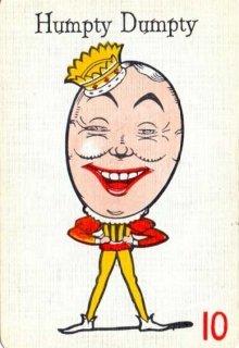 """Книга. """"Humpty Dumpty"""" читать онлайн"""