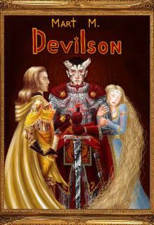 "Книга. ""Devilson"" читать онлайн"