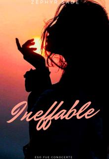 """Libro. """"Ineffable"""" Leer online"""