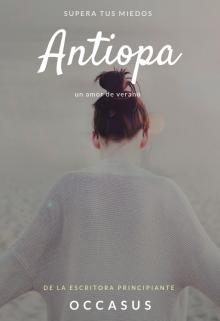 """Libro. """"Antiopa© """" Leer online"""