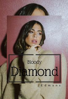 """Книга. """"Кровавый алмаз"""" читать онлайн"""