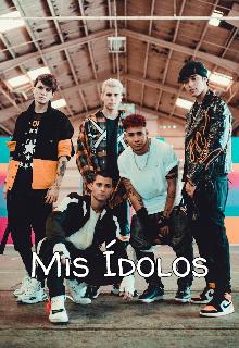 "Libro. ""Mis Idolos||cnco"" Leer online"