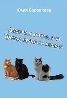 """Книга. """"Дорога к мечте, или Третье правило кошек"""" читать онлайн"""
