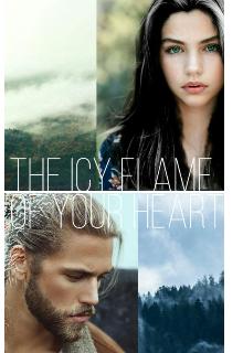 """Книга. """"Ледяное пламя твоего сердца"""" читать онлайн"""