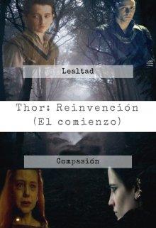 """Libro. """"Thor: Reinvención (el comienzo)"""" Leer online"""