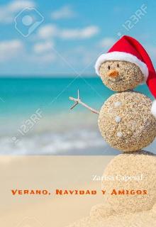"""Libro. """"Verano, Navidad y Amigos"""" Leer online"""