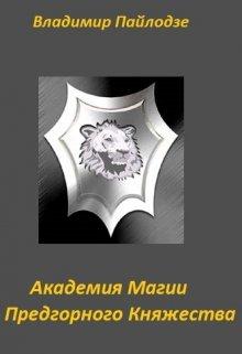 """Книга. """"Академия Магии Предгорного Княжества."""" читать онлайн"""
