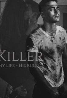 """Книга. """"Киллер для меня """" читать онлайн"""