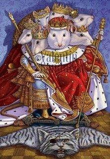 """Книга. """"Крысиный Король"""" читать онлайн"""