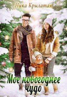 """Книга. """"Мое новогоднее чудо"""" читать онлайн"""