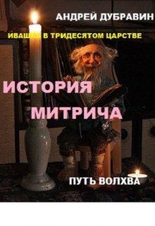 """Книга. """"«ивашка в тридесятом царстве»: История Митрича"""" читать онлайн"""