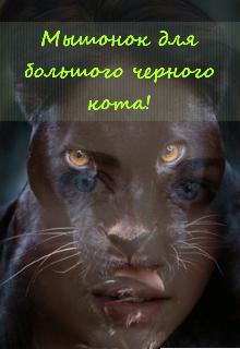 """Книга. """"Мышонок для большого черного кота"""" читать онлайн"""