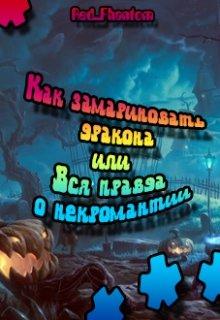 """Книга. """"Как замариновать дракона или Вся правда о Некромантии"""" читать онлайн"""