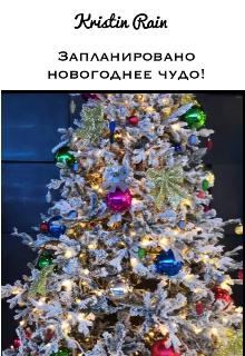"""Книга. """"Запланировано новогоднее чудо!"""" читать онлайн"""