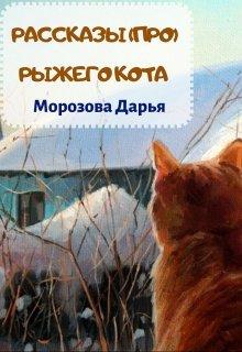 """Книга. """"Рассказы (про) рыжего кота"""" читать онлайн"""