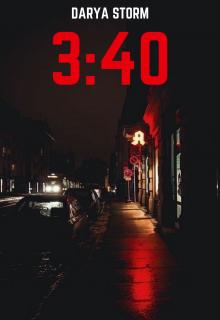 "Книга. ""3:40"" читать онлайн"