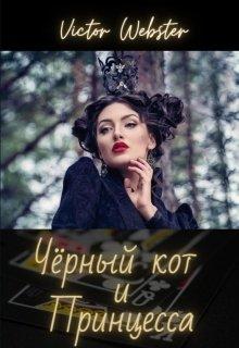 """Книга. """"Сказка 7. Черный кот и Принцесса"""" читать онлайн"""