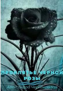 """Книга. """"Проклятье черной розы"""" читать онлайн"""