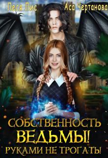 """Книга. """"Собственность ведьмы! Руками не трогать!"""" читать онлайн"""