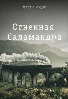 "Книга. ""Огненная Саламандра"" читать онлайн"